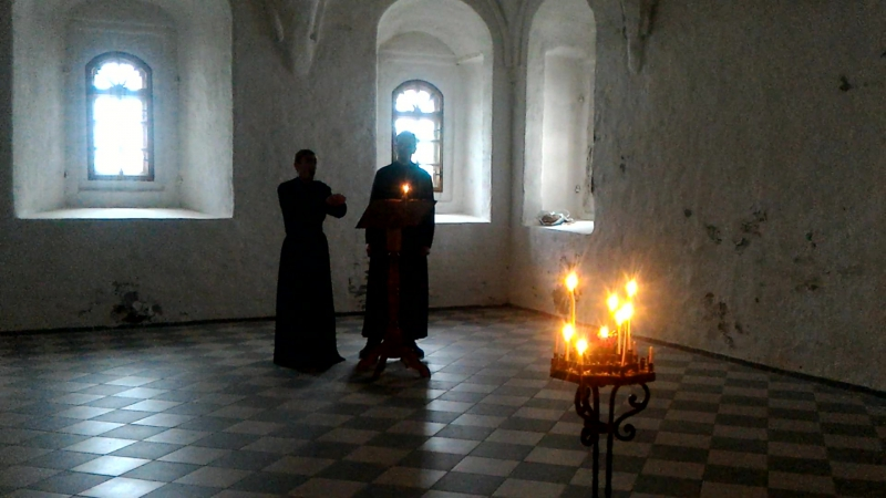 Александро-Свирский монастырь 29.09.17