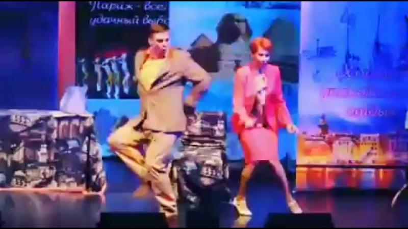 Оксана Сташенко и Александр Носик Авантюристка или как найти мужа