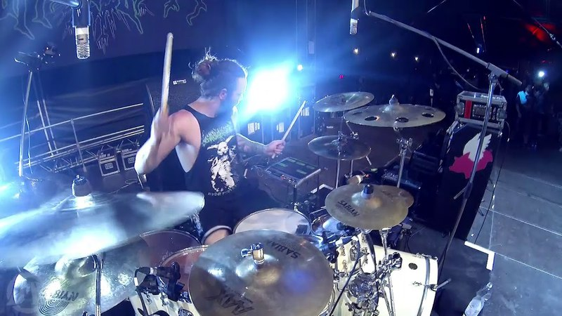 SUFFOCATION@Liege Of Inveracity-Eric Morotti--Live in Brutal Assault 2017 (Drum Cam)