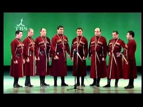Rustavi Choir - Odoia/ანსამბლი რუსთავი-ოდოია