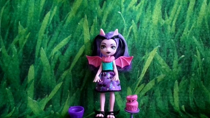 Обзор на куклу Монстер Хай Фангелику*Monster High Fangelica