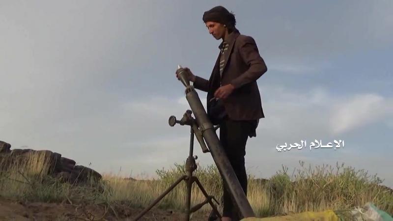 Хуситы в боях с ИГ в районе Кифа, провинция Эль-Бейда.