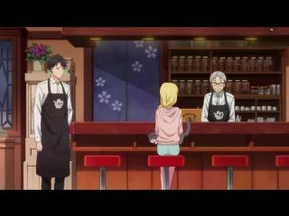 Тада не может влюбиться 1 серия / Tada-kun wa Koi wo Shinai (Русская озвучка)