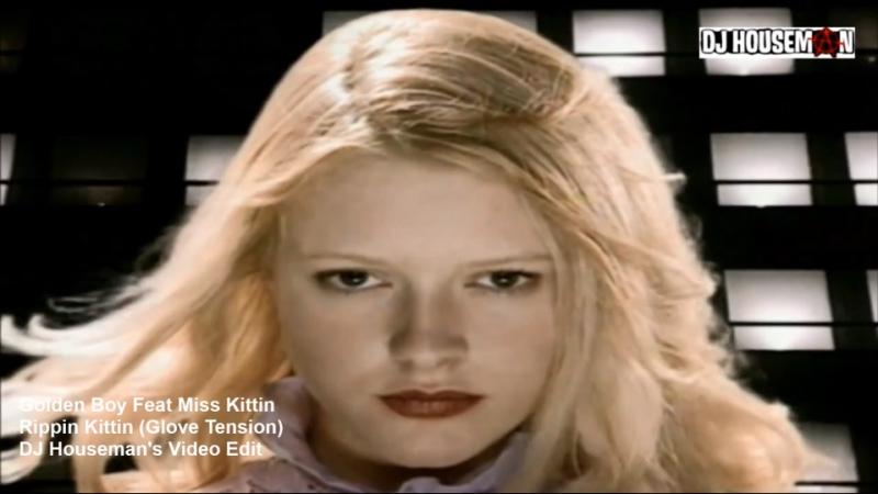 Golden Boy Feat. Miss Kitten - Rippin Kittin (Glove Tension mix )
