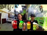 Дегустация лимонадов в кафе баре ГНЕЗДО