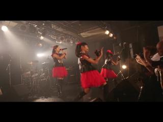 BONAMETAL with HAIR-髪-BAND - Ijime, Dame, Zettai [イジメ、ダメ、ゼッタイ] - 2016.12.23 at TSUTAYA O-Crest