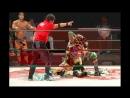 Daisuke Sekimoto, GAINA and Yuya Aoki vs. Hideki Suzuki, Hideyoshi Kamitani and Shinobu (BJW - Ikkitousen Strong Climb 2018 - Da