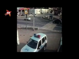 Опубликовано новое видео нападения на пост ДПС в Ингушетии