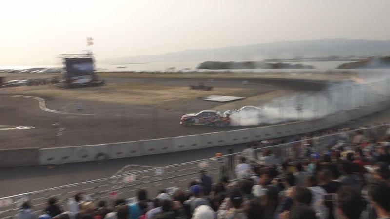 D1GP 2018 Round 2 Tsuiso Final Maishima Sports Island
