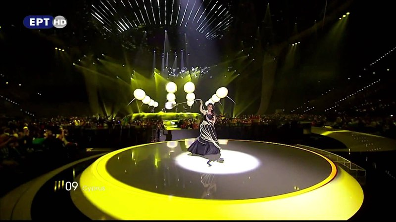Eurovision 2011: Cyprus - Christos Mylordos -San Aggelos S'agapisa (2nd Semi-Final)