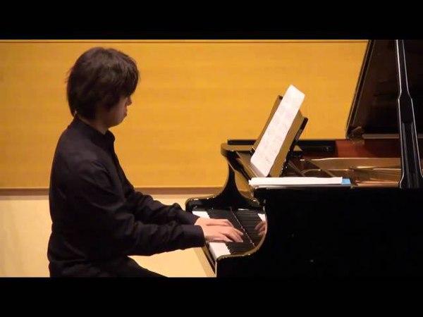 フォーレ ノクターン 第6番 Op 63 演奏:菊地裕介