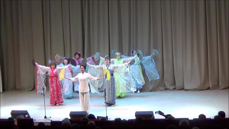 Танец Полет Бабочки на открытии сезона 2017