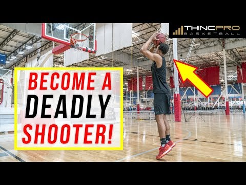 How to Shoot a Basketball Better off the Catch Step By Step Shooting Instruction