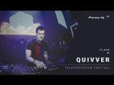 QUIVVER live @ МИКС afterparty TELEPORTATION Festival Moscow @ Pioneer DJ TV