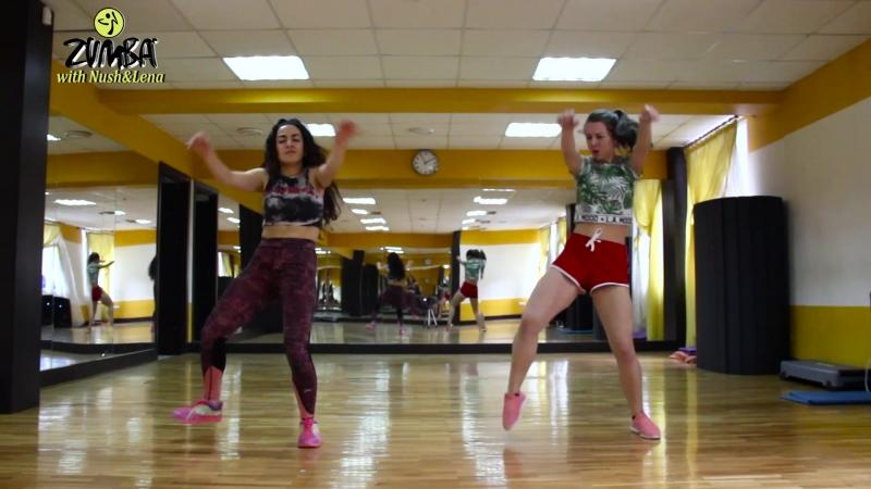ZUMBA choreo with NushLena (Pitbull)