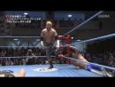 Atsushi Aoki, Hikaru Sato vs. Atsushi Maruyama, Masashi Takeda AJPW - Starting Over 2017 - Day 4