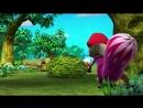 Кротик и Панда - Волшебные цвета  - серия 10 - развивающий мультфильм для детей