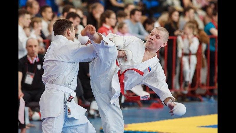 8th All-Russian Karate Games. 8-е Всероссийские игры каратэ KWF