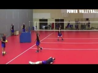 LIBERO BLOCK ! Funny Volleyball Videos (HD)