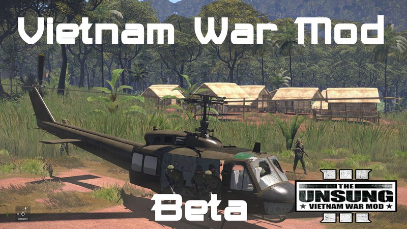 Arma 3 Mod Review - UNSUNG Vietnam War Mod BETA