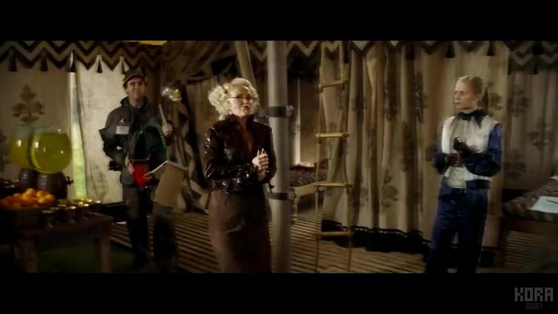 Гарри Повар и кубок борща