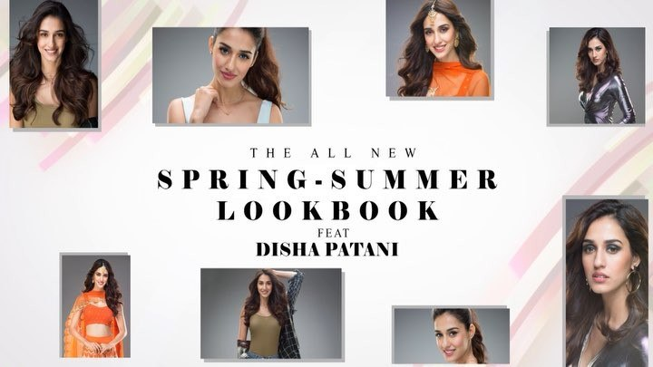 """FreshLook India on Instagram: """"FreshLook presents its first ever Spring-Summer Fashion Look Book that gives you an insight on all the latest trends..."""