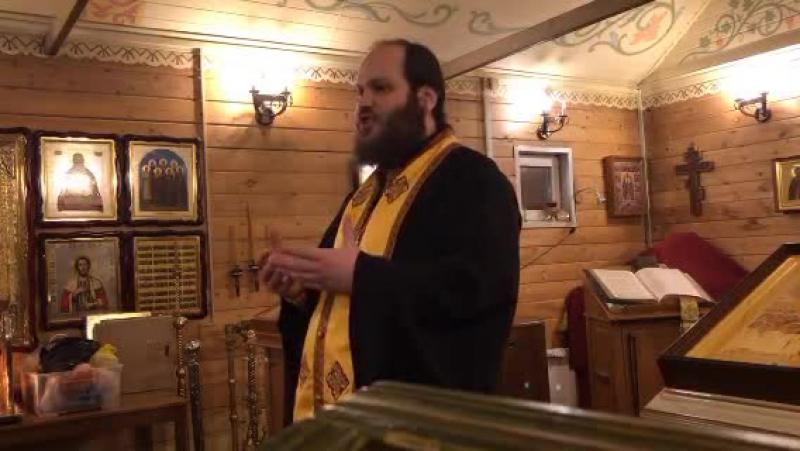 Христианская проповедь. Источники проповеди.
