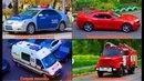 Мультики про Машинки Развивающие Мультфильмы для Детей Транспорт Машины Спецтехника