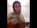 класно поёт супер кавер cover отлично спела красивая девушка