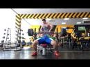 Жим в Т 90 : 12*250 кг