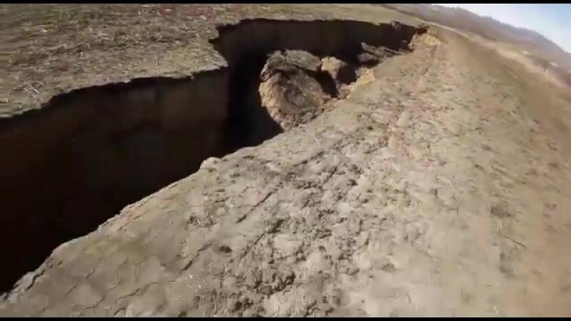 Провал в Катон-Карагайском районе