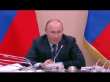 Путин и Греф про Блокчейн, биткоин и криптовалюту
