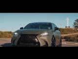 Matte Lexus GS 350 [Lexani]