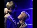 Чимин не допрыгнул до Джуна, боже мой как это мило 😻