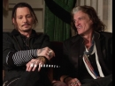 Джонни Депп. Приглашение на концерт Hollywood vampires