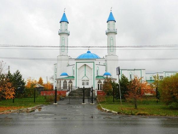 Мечеть Омск