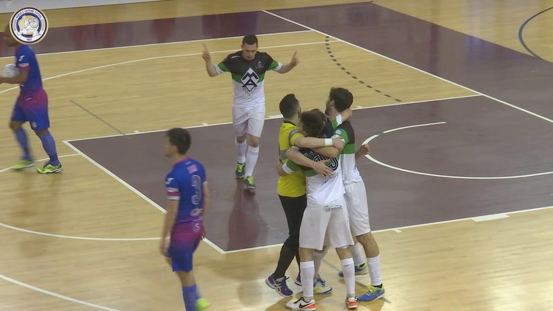 Italy League - Round 24 - AcquaSapone Unigross 4x3 IC FutsalImola