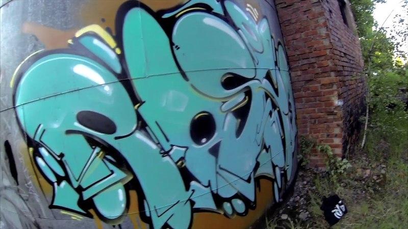 Quick Killa Rasko Street Graffiti 2018