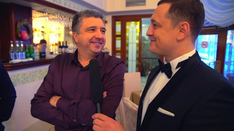 Юбилей Сергея Ивановича , настоящего Человека с большой буквы .