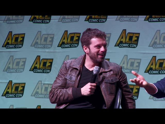 Captain America Panel at ACE Comic Con Arizona w/Chris Evans, Sebstian Stan Anthony Mackie