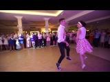 Rock 'n' Roll wedding dance - Monika i Dawid
