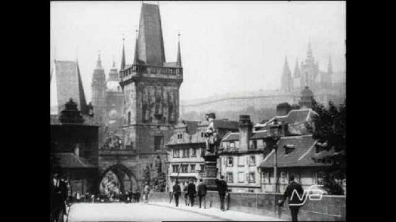 Pražské obrázky, Prague pictures 1927