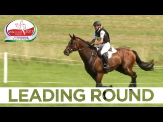 Cross Country leading round by Ingrid Klimke | FEI European Eventing Championships 2017