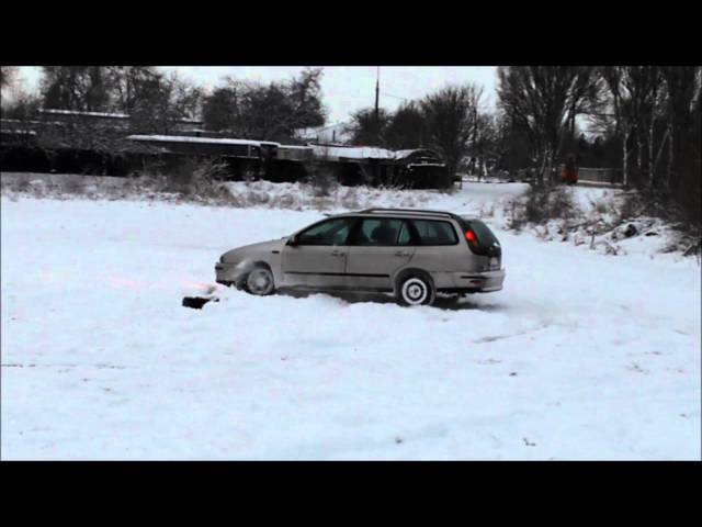 Fiat Marea 2.4 TD Weekend Winter Drift