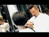Kenneth Siu's Dry Bob Haircut - Candy