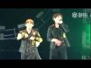 FANCAM 160702 BTS concert in Nanjing - Attack on Bangtan