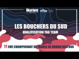LES BOUCHERS DU SUD - Qualification Tag Team - 2017 French Beatbox Championships