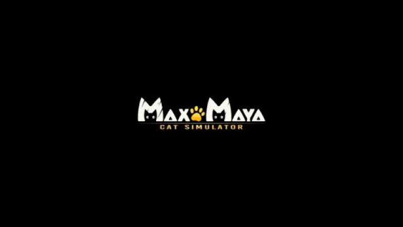 MaxMaya — первый реальный RPG-симулятор кота!