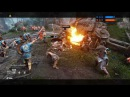 For Honor Warlord reputation 1 Dominion adventures