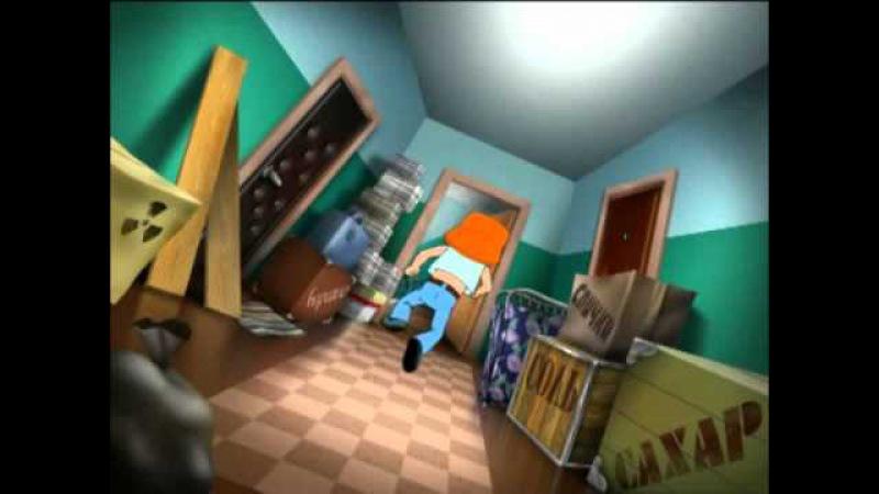Правила поведения детей при пожаре - мультфильм